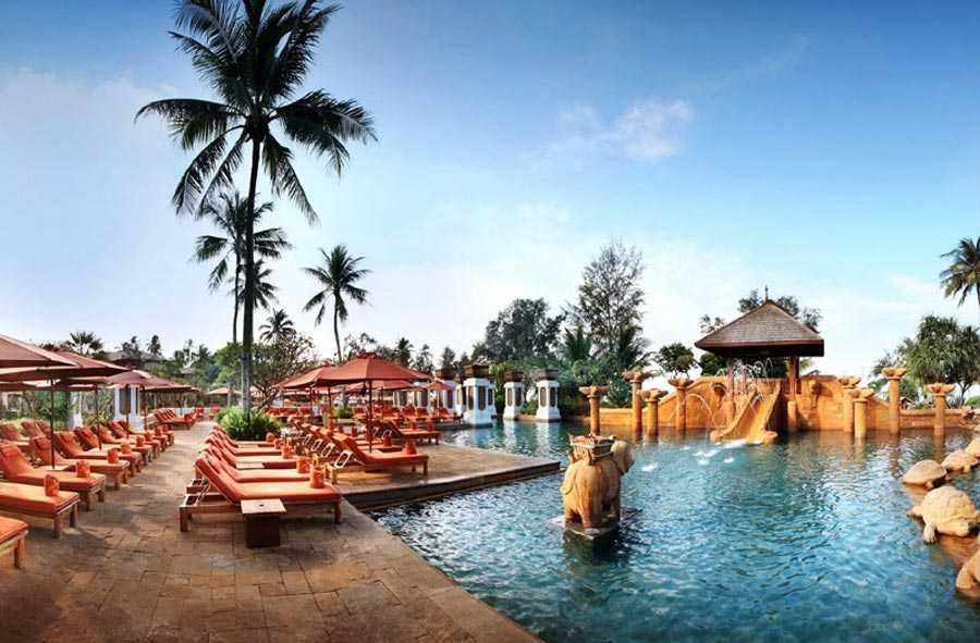 هتل تایلند