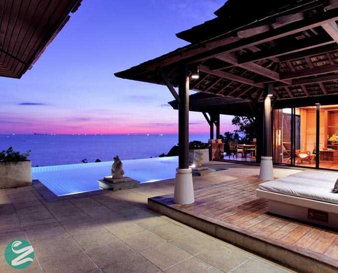 معرفی بهترین اقامتگاه های ساحلی تایلند