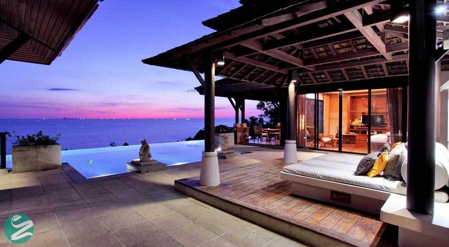 اقامتگاه ساحلی تایلند