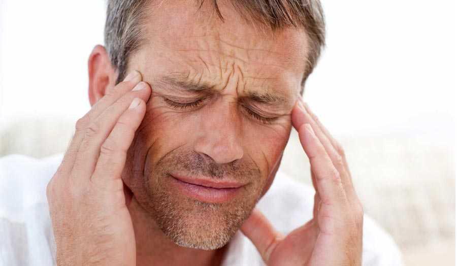 سردرد ناگهانی