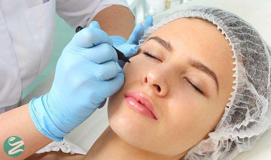 عمل جراحی زیبایی برای افراد جوان