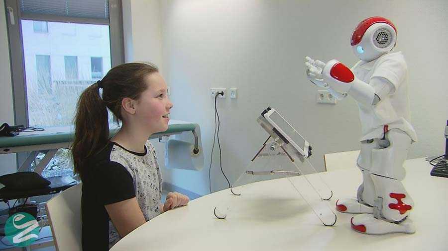 روباتی برای کنترل دیابت