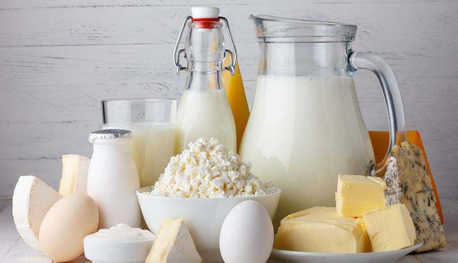 مصرف شیر و لبنیات کم چرب