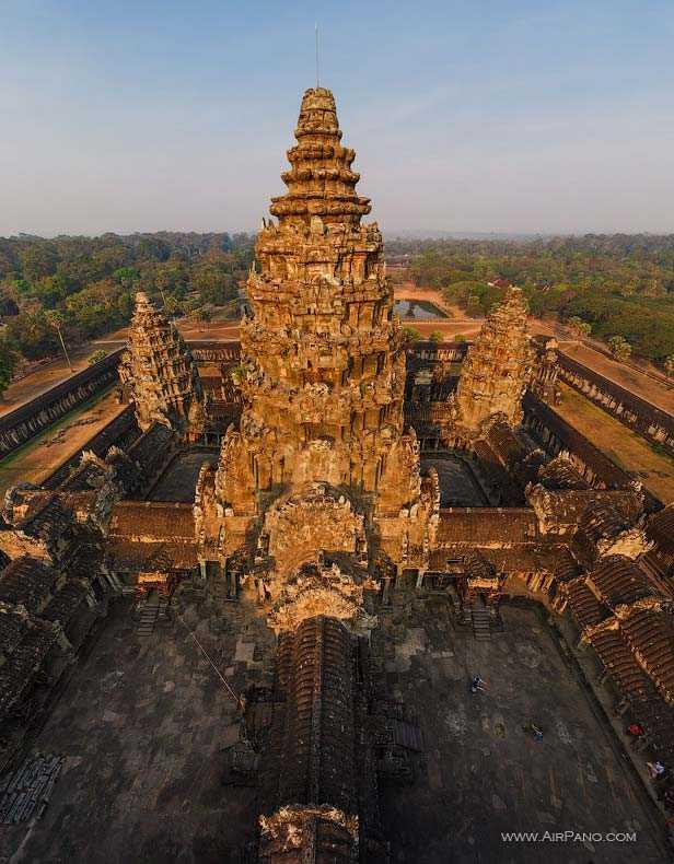 عکس معبد انگکور وات