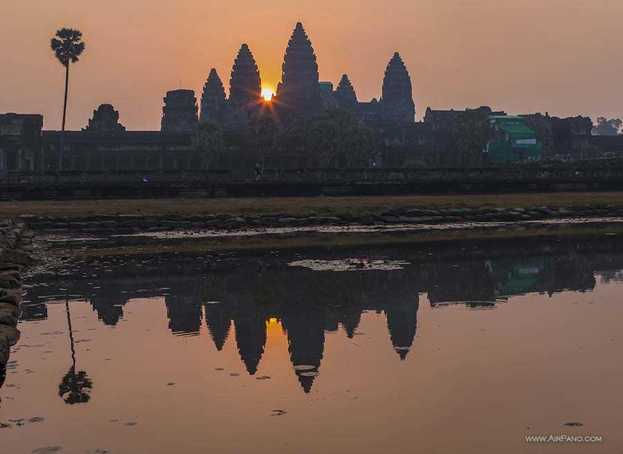 تصاویر معبد انگکور وات