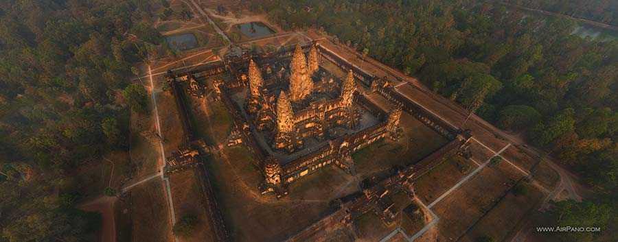 عکس معبد انگکور