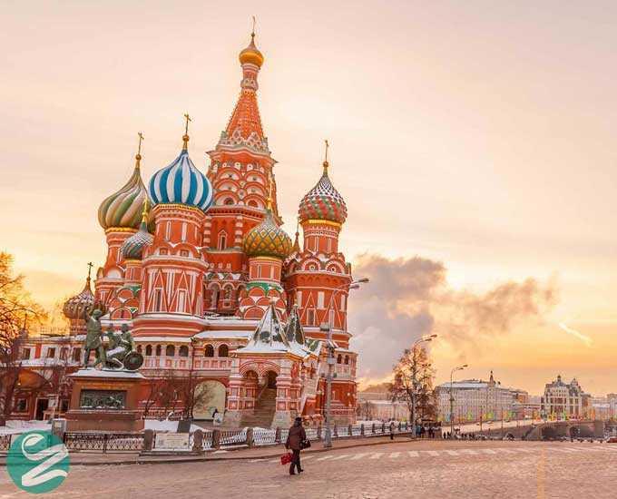 راهنمای سفر به مسکو