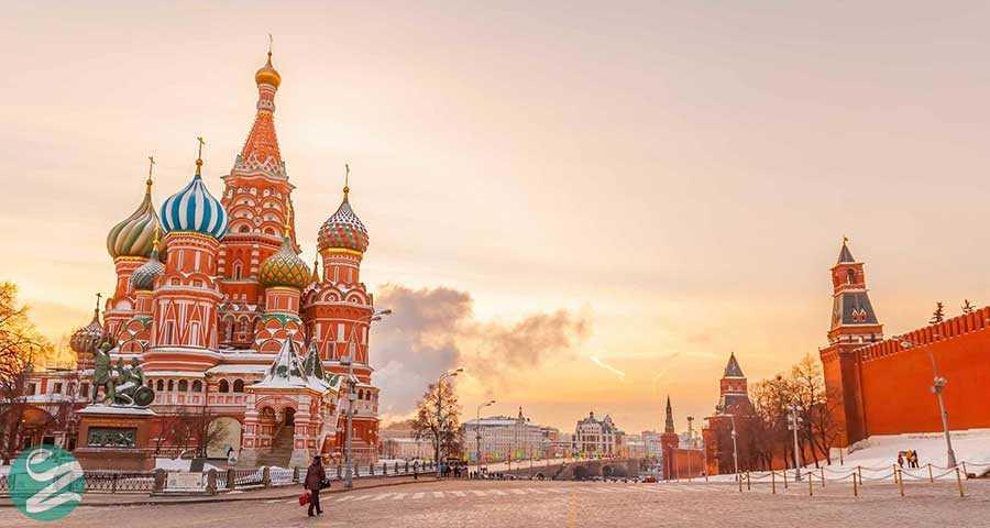 قبل از سفر به روسیه، راهنمای سفر به مسکو را بخوانید