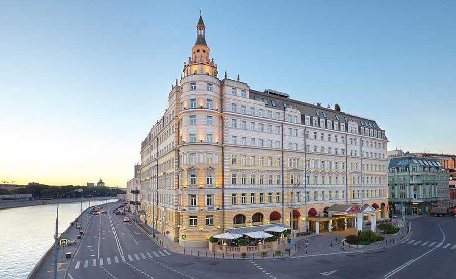 اقامت در مسکو