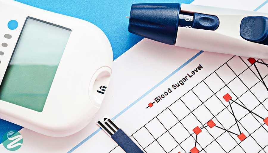 میزان قند خون افراد مبتلا به دیابت