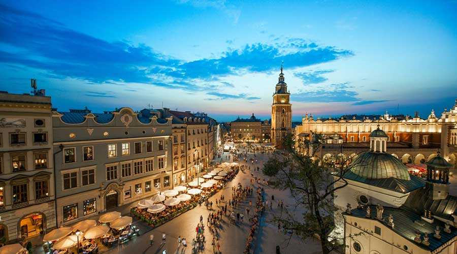 کراکوف، لهستان
