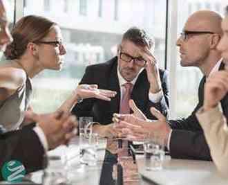 نحوه برخورد مناسب با اختلاف در محیط کار