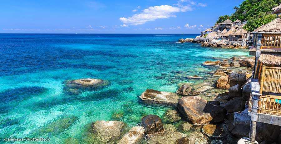 ساحل سایری، تایلند