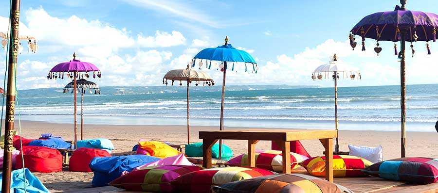 ساحل کوتا، بالی