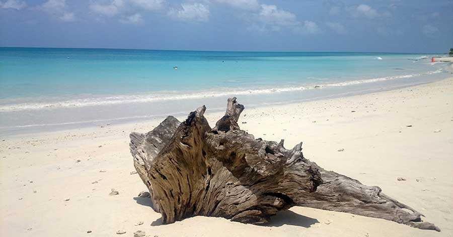 ساحل کالاپاتار در جزایر آندامان، هند