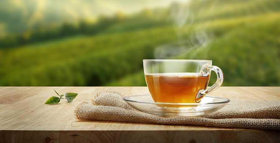 چای سبز و کاهش وزن