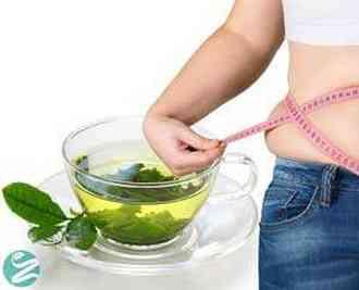 فواید چای سبز برای لاغری و کاهش وزن