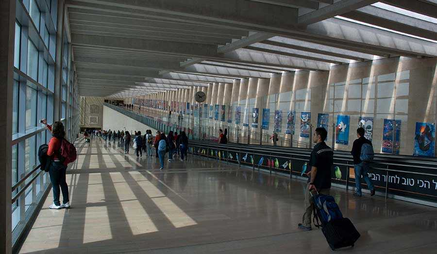 Ben Gurion International, Tel Aviv