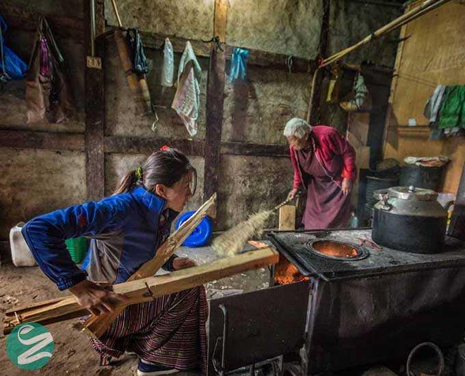 عکس های دیدنی از بوتان - Bhutan