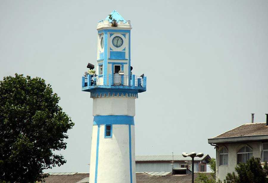 برج ساعت (مناره انزلی)