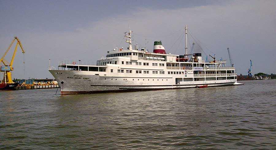 کشتی میرزاکوچک خان جنگلی