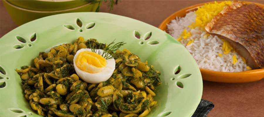 غذاهای سنتی بندر انزلی