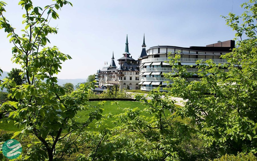 Dolder Grand, Zurich