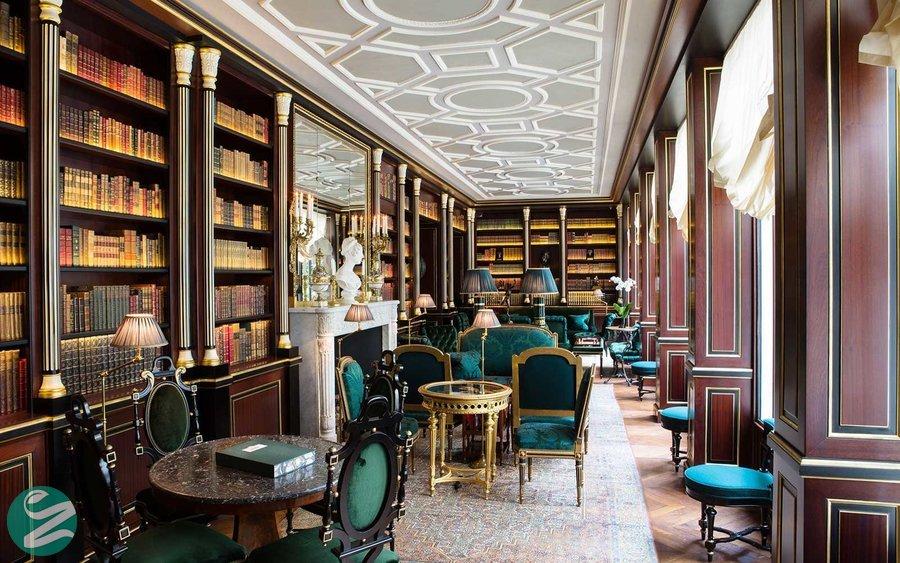 La Réserve—Hôtel & Spa, Paris