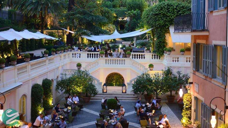 Hotel de Russie, a Rocco Forte Hotel, Rome
