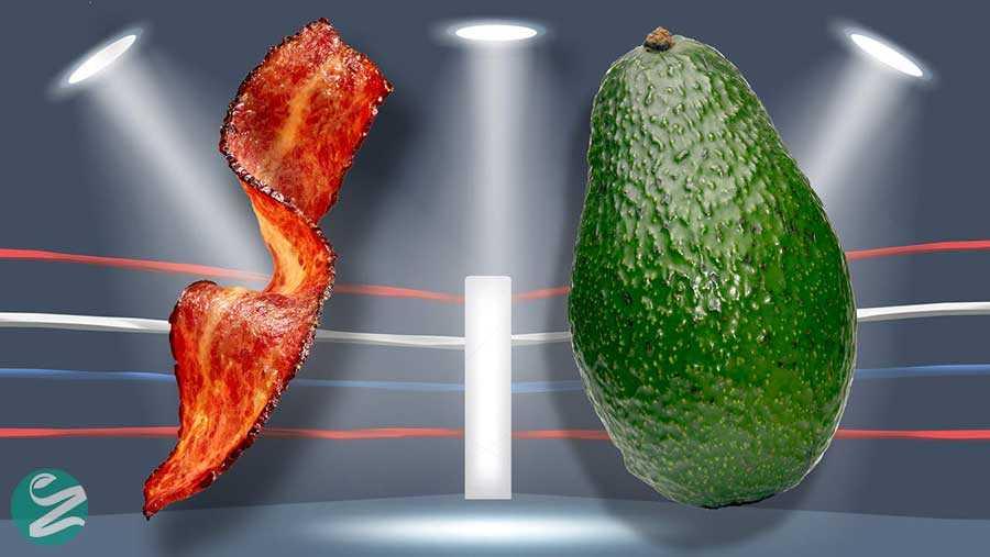 مقایسه رژیم غذایی کتوژنیک با رژیم اتکینز