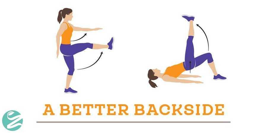 داشتن اندام پشتی بهتر