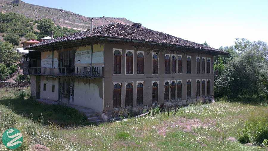 عمارت صوفي روستای امام املش