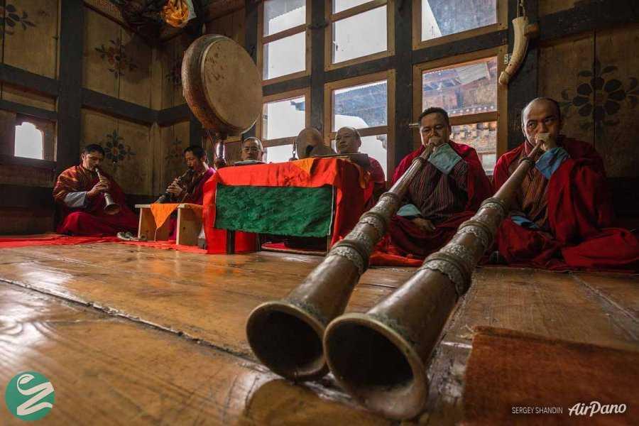 عکس های بوتان