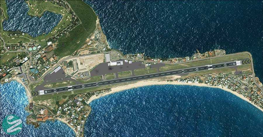فرودگاه بینالمللی پرینسس جولیانا