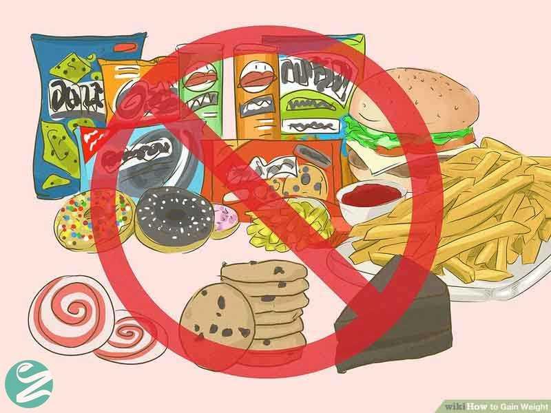 غذاهای بی فایده نخورید