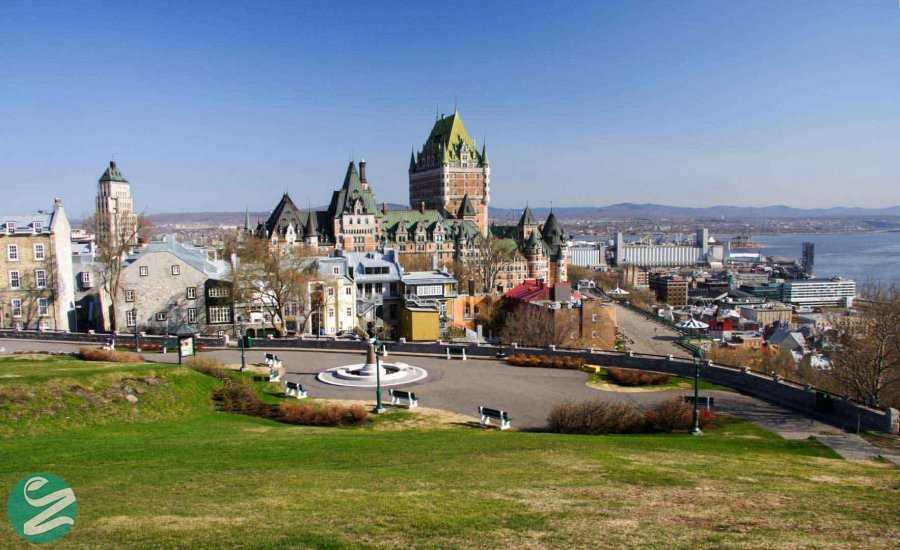 شهر کبک ، کانادا