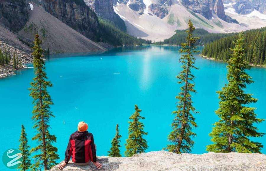 پارک ملی بنف، کانادا