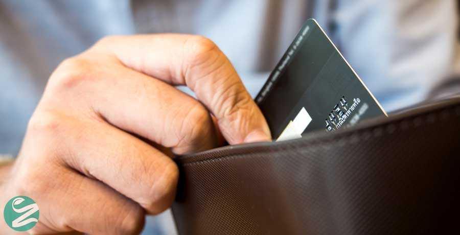 استفاده از کارت های اعتباری