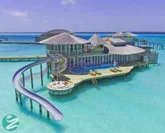 10 تا از لوکس ترین هتل های جهان