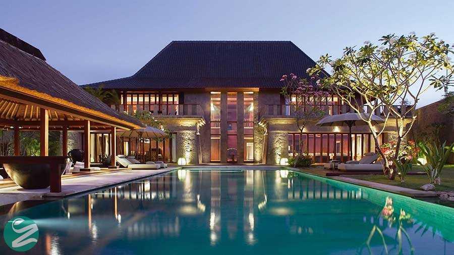 هتل bulgari، بالی