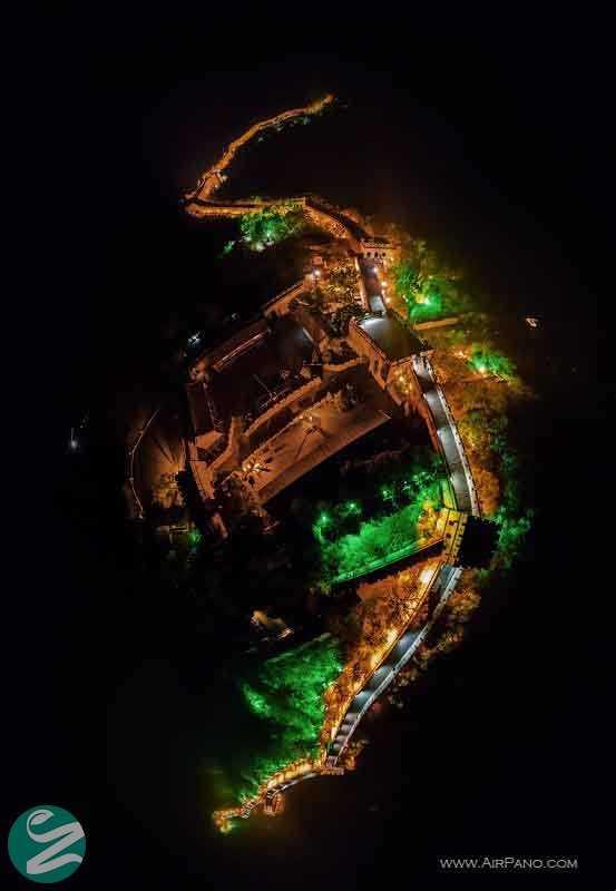 عکس دیوار چین