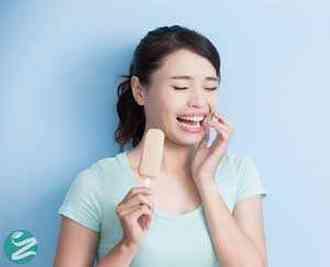 علت و درمان حساسیت دندان به سرما