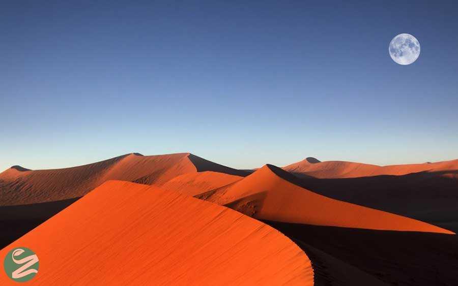 بیابان نامیب، نامیبیا