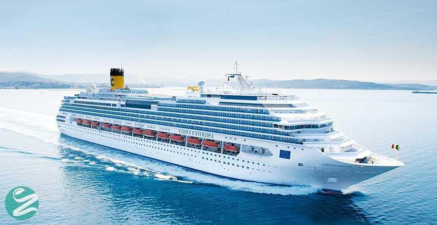 5 دلیل برای سفر با تور کشتی کروز