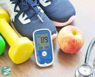 کنترل و درمان بیماری دیابت با ورزش