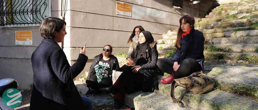زبان مردم ترکیه
