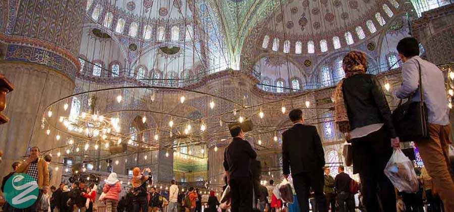 مذهب مردم ترکیه