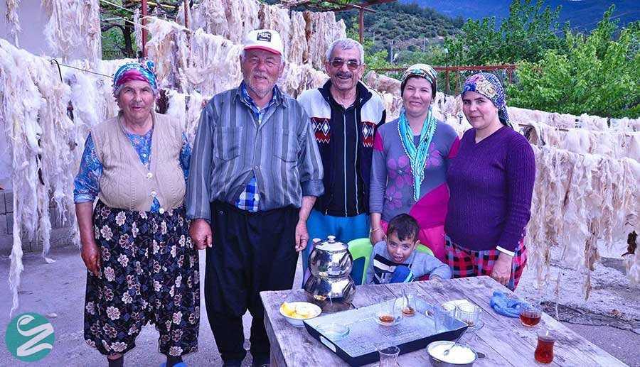 فرهنگ و آداب و رسوم مردم ترکیه