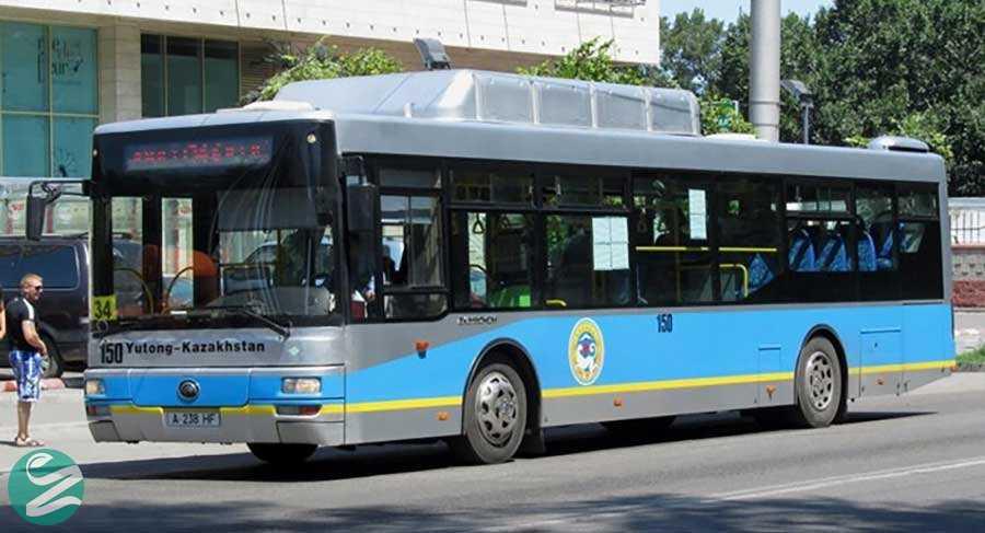 حمل و نقل عمومی آلماتی