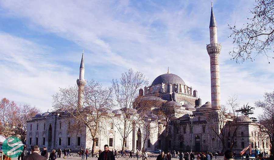 مسجد بایزید